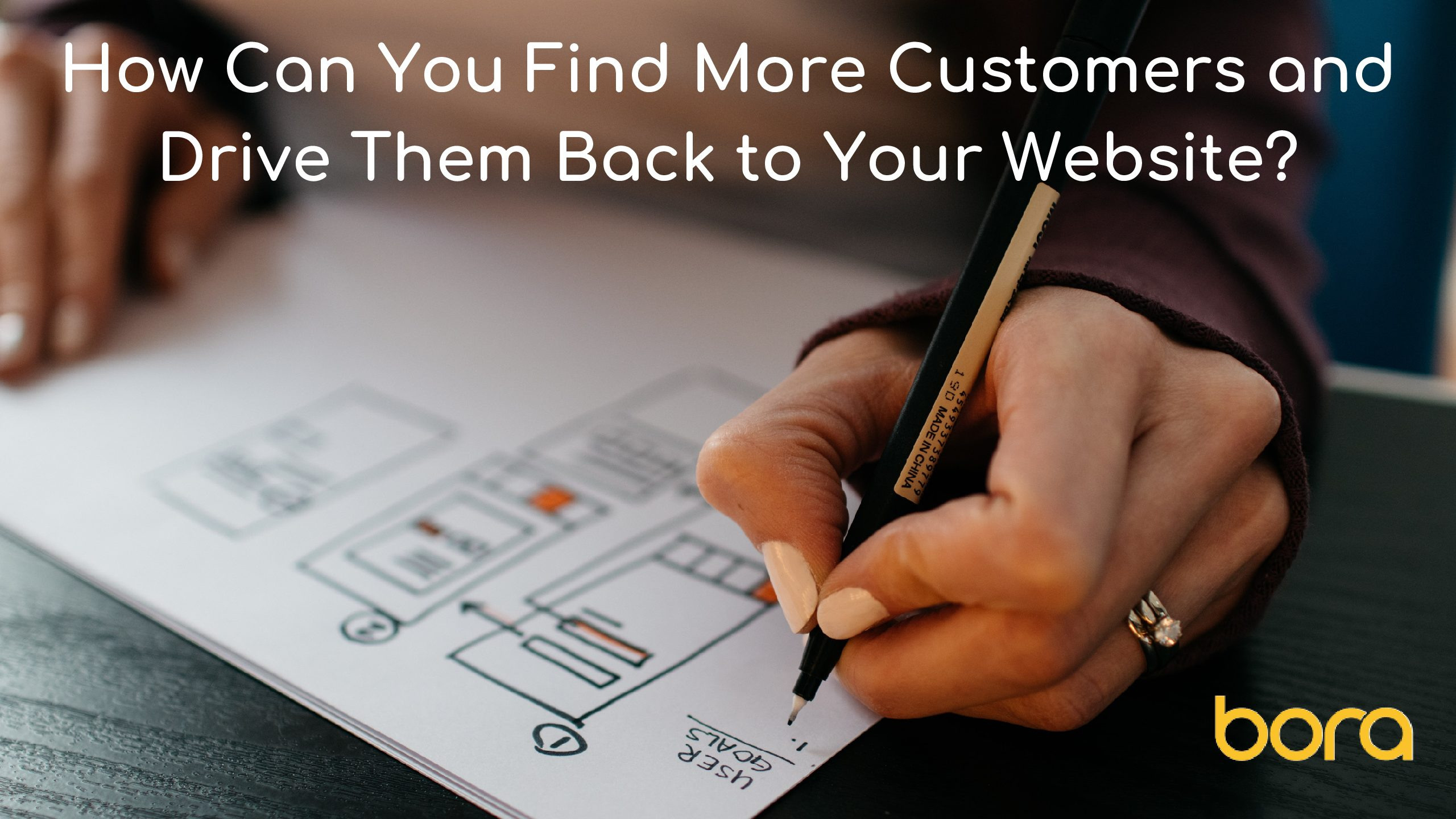 How Can You Find More Customers And Drive Them Back To Your Website?