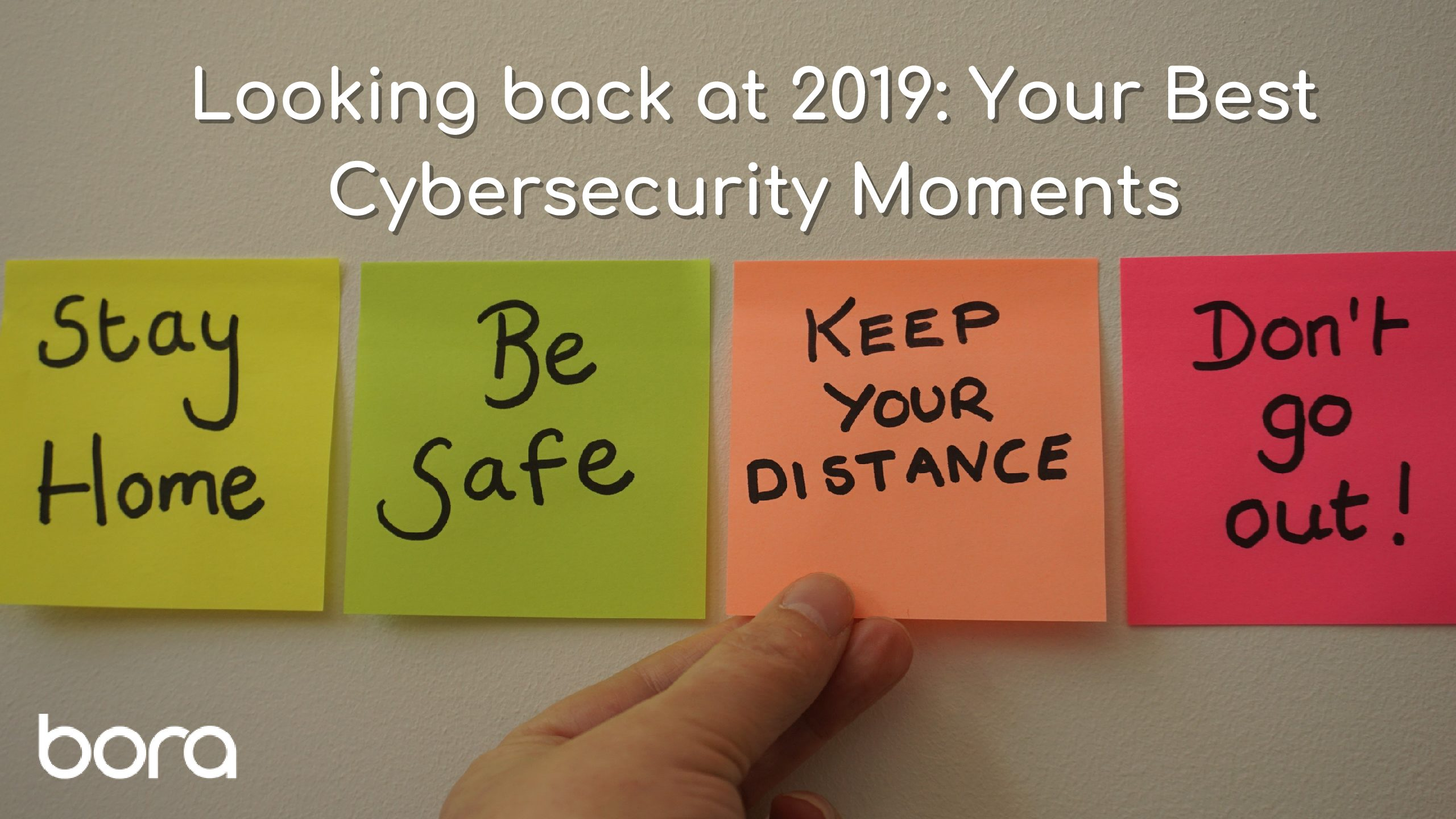 Looking back at 2019: Your Best Cybersecurity Moments