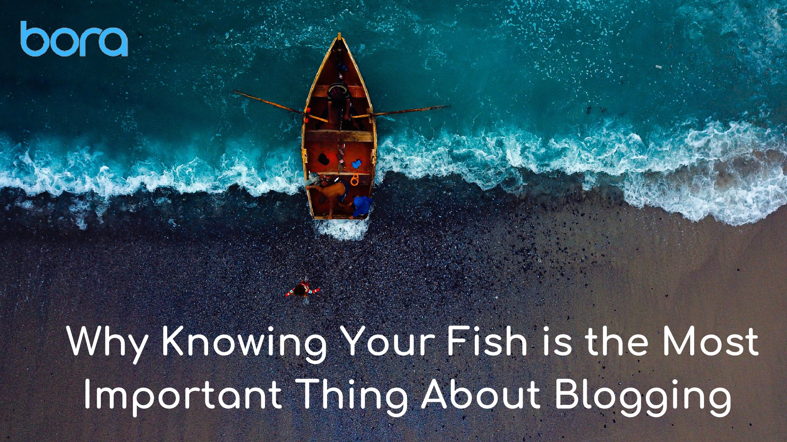 Why Knowing Your Fish is the Most Important Thing About Blogging