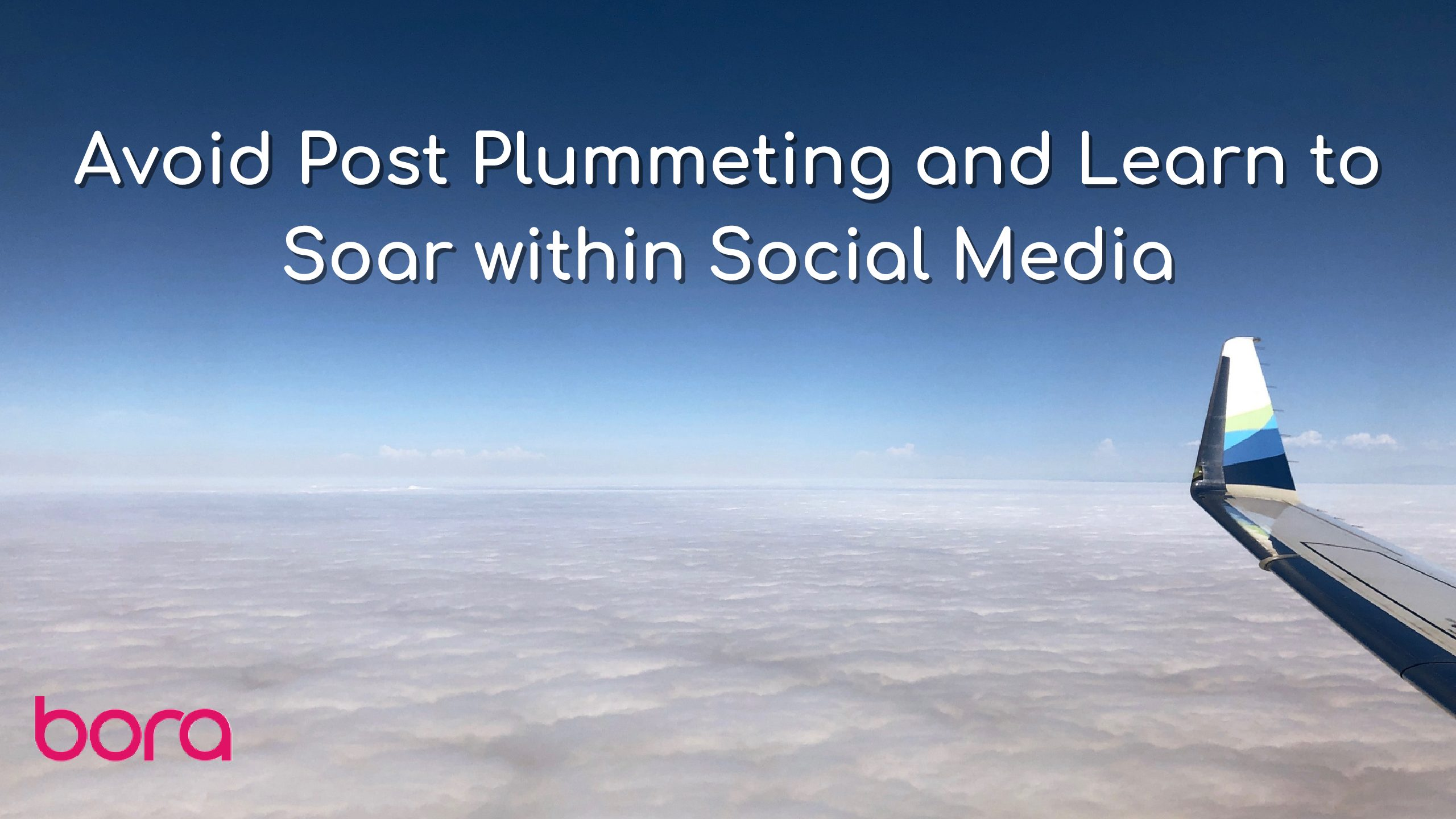 Avoid Post Plummeting and Learn to Soar within Social Media