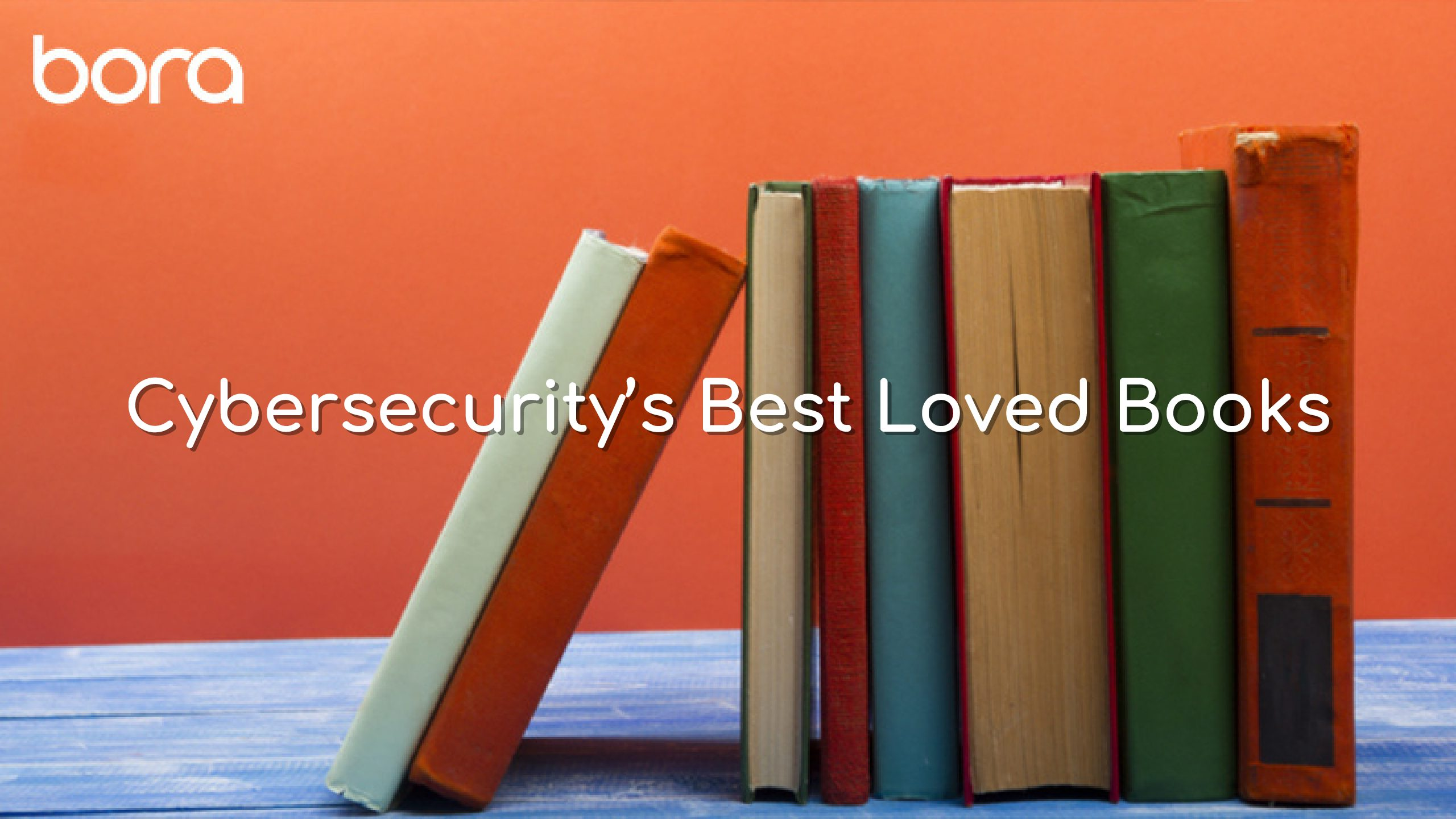 Cybersecurity's Best Loved Books