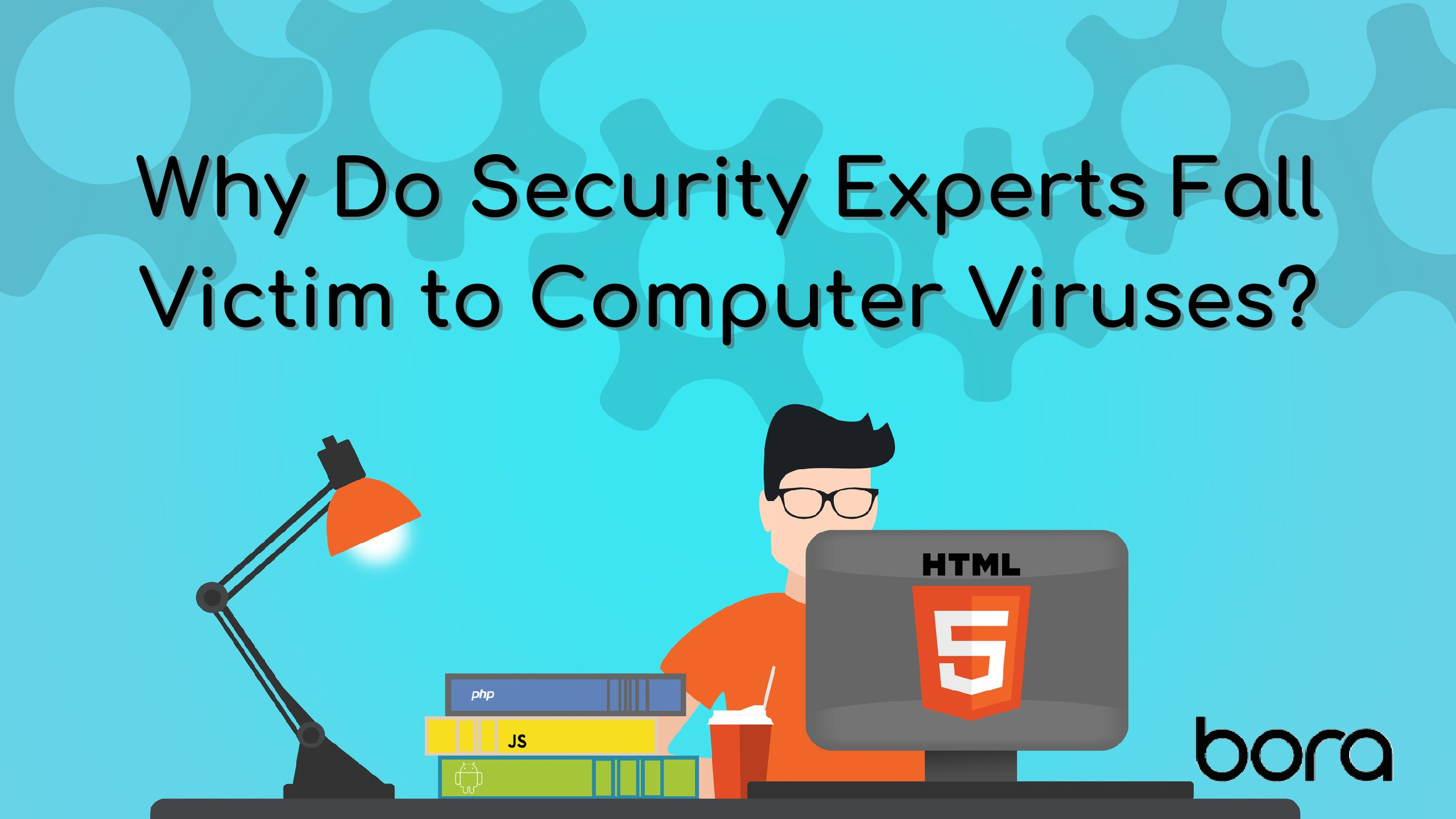 Why Do Security Experts Fall Victim to Computer Viruses?