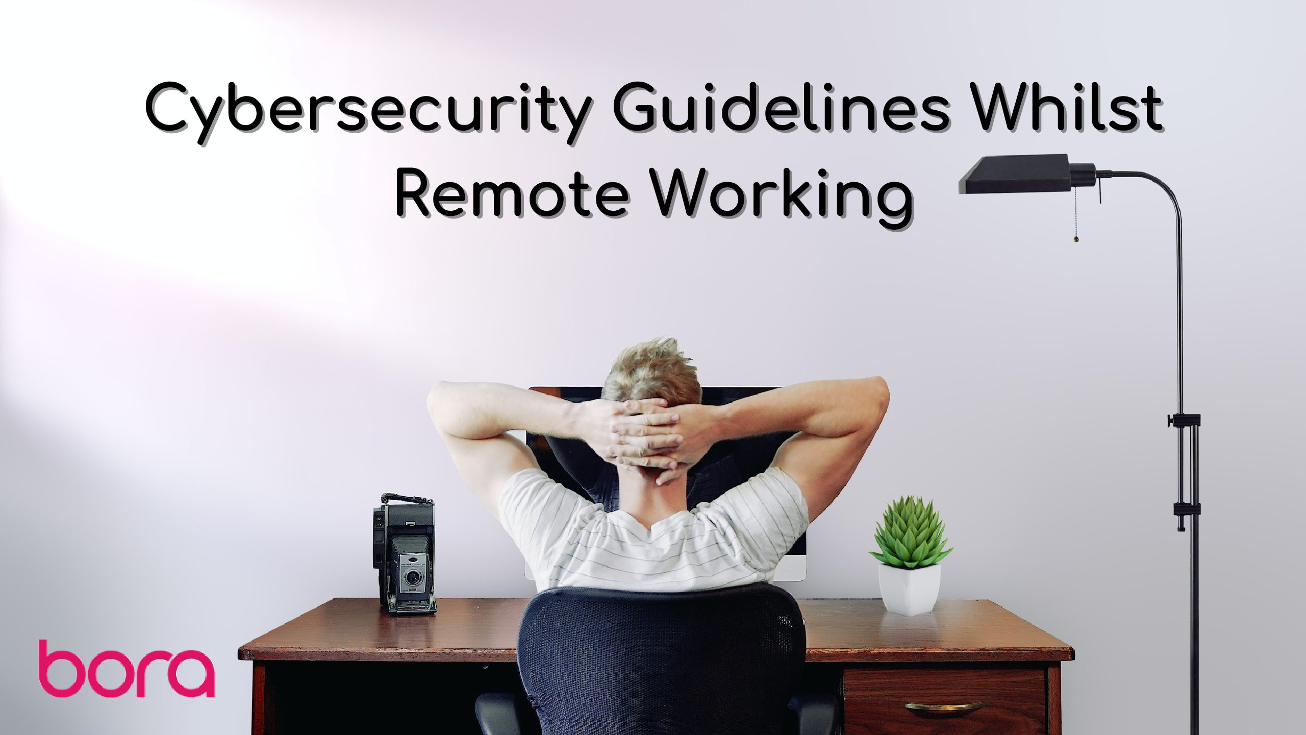 Cybersecurity Guidelines Whilst Remote Working